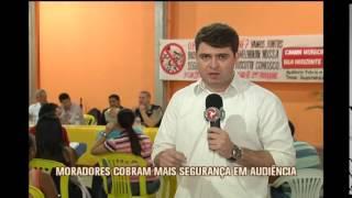 Moradores cobram mais seguran�a na regi�o Nordeste de BH