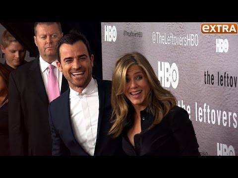 Justin Theroux on 'Gorgeous' Jennifer Aniston: 'We're Still Happily Engaged, We Have Hot Feet'
