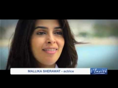 Mallika Sherawat/ Cannes 2012 on TV5MONDE