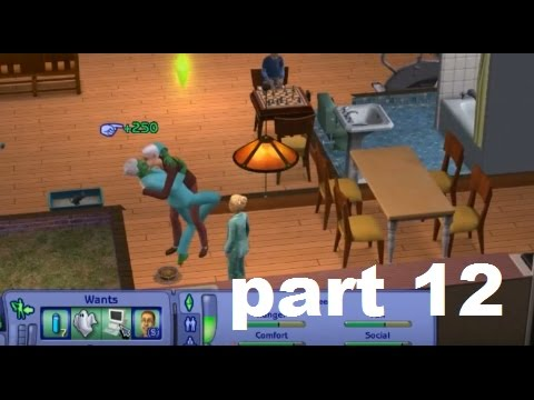 Let's Play The Sims 2 Prettacy Part 12 (Childhood and Death Part 1 of 2)