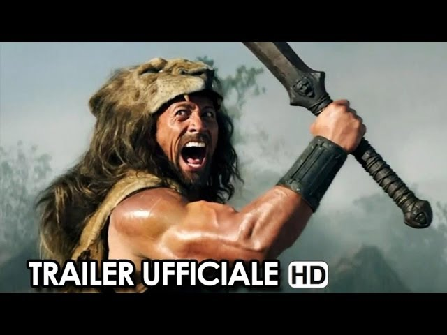 Hercules - Il Guerriero Trailer Ufficiale Italiano (2014) - Dwayne Johnson Movie HD