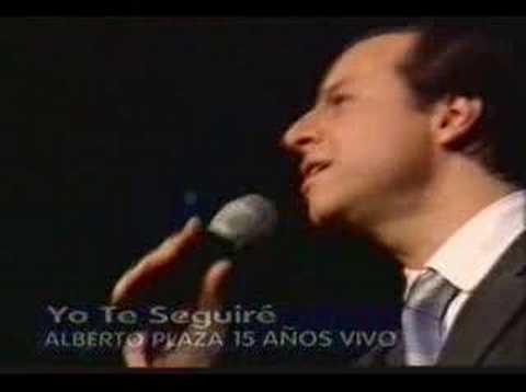 Alberto Plaza - yo te seguire