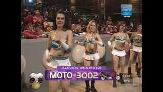 Las Bailarinas De Pasion De Sabado 21 07 12 view on youtube.com tube online.