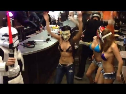 Best Harlem Shake Compilation - Part 4  || CFTV