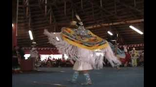 Girl's Fancy Dance Tsuu T'ina Pow Wow 2012 Day 2