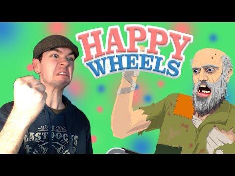 Happy Wheels - Part 3 | SANTA LOVES POON
