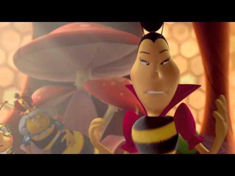 Včielka Maja - kino trailer