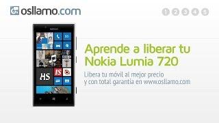 Liberar Tu Nokia Lumia 720