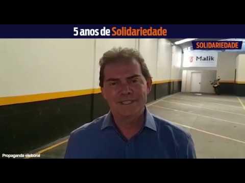 Paulinho da Força fala sobre os 5 anos do Solidariedade