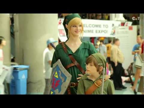 Anime Expo 2011 Cosplay Video [3-3]