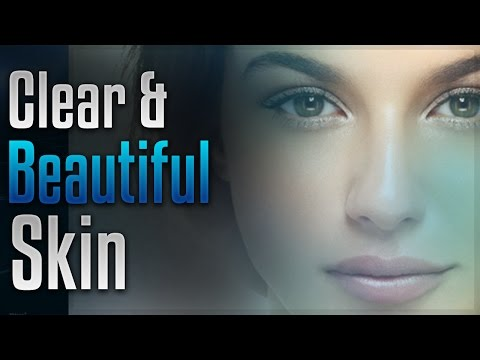 Clear and Beautiful Skin - Help Make Your Skin Glow with Simply Hypnotic