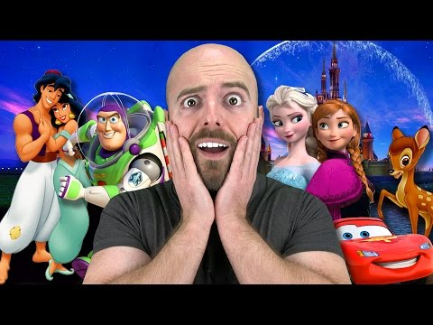 10 DIRTY JOKES HIDDEN Inside DISNEY MOVIES!