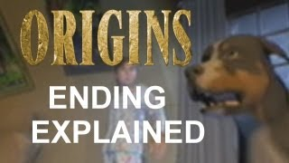 """""""Origins Ending"""" EXPLAINED! Easter Egg Complete Cutscene"""