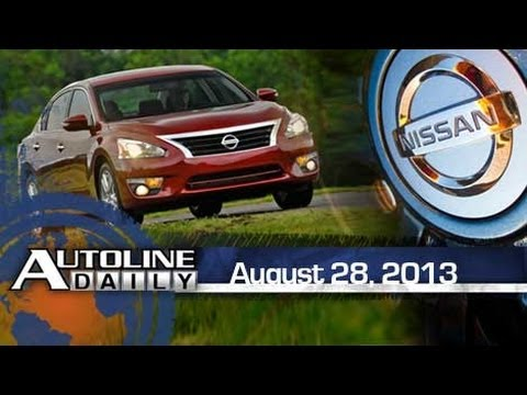 Nissan's Shocking Autonomous Announcement - Episode 1203