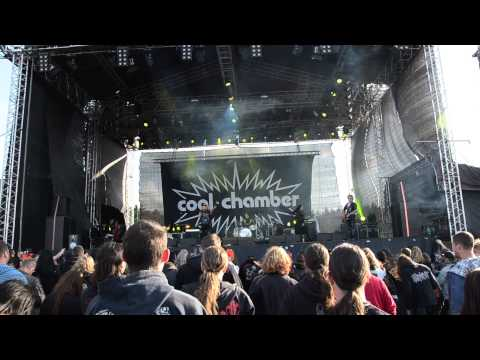 BASINFIREFEST 2013 Coal Chamber USA  song2