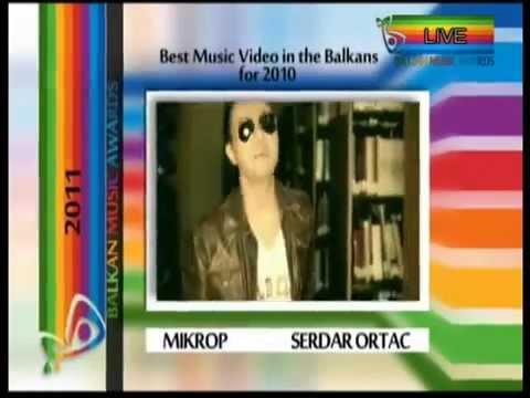 Andreea Banica -- Best Video In Balkans, 2011
