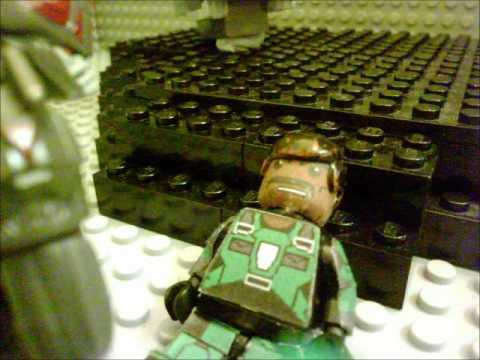 LEGO Halo 3 Movie - Part 3