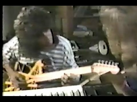 eddie van halen interview at home