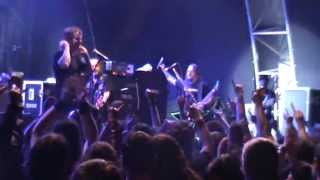 Overkill - Old School (Live at Headbangers' Weekend Istanbul, 05.05.13)