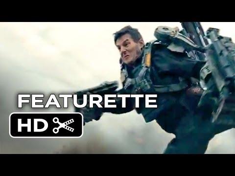 Edge Of Tomorrow Featurette - Exo Suit (2014) - Tom Cruise Sci-Fi Movie HD