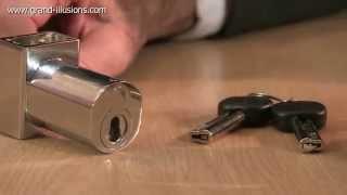Strange Key and lock