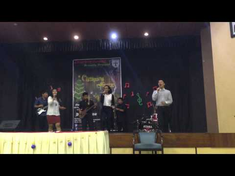 Homeband STP Trisakti - 3JP at Christmas Jazz (Part 2)