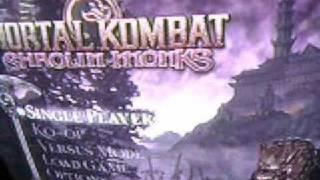 Mortal Kombat Shaolin Monks Aprenda A Liberar Scorpion E