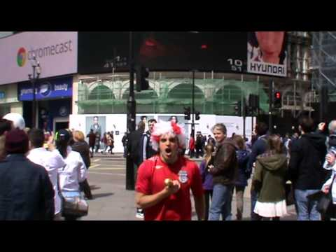 MADE IN ENGLAND - The Official Unofficial World Cup Song 2014