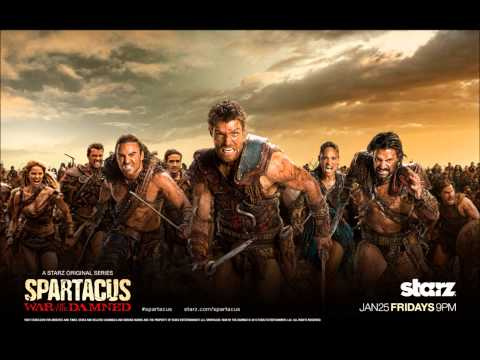 Spartacus - War Of The Damned - Soundtrack