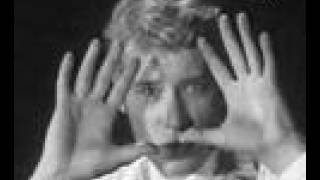 Johnny Hallyday  - Mes yeux sont fous