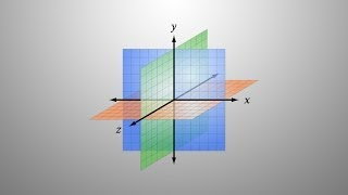 Pravokotni koordinatni sistem v prostoru