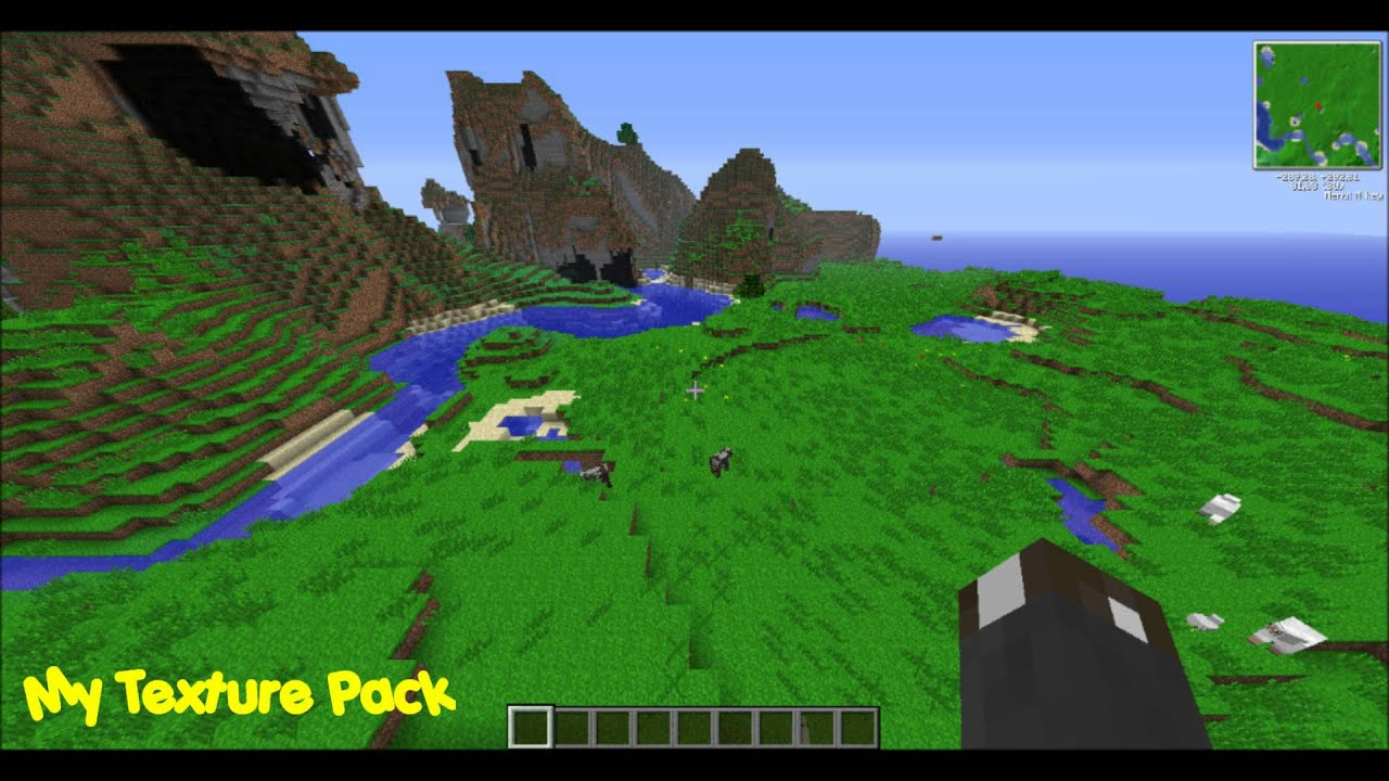 Grass Minecraft Texture Packs