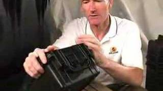 Pelican Case Automatic Pressure Equalization Valve