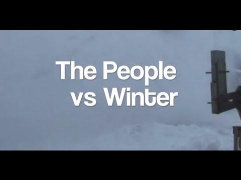 בני אדם נגד החורף