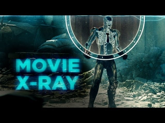 Movie X-Ray - See What's Been Hiding In Your Favorite Movies - Parody HD