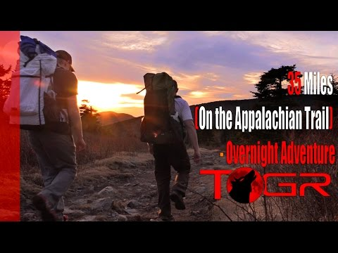 35 Miles (On the Appalachian Trail) - Overnight Adventure