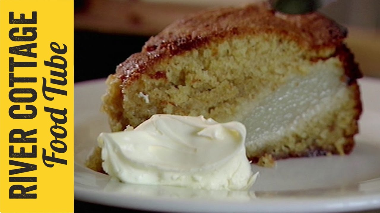 Pear Cake Recipe River Cottage
