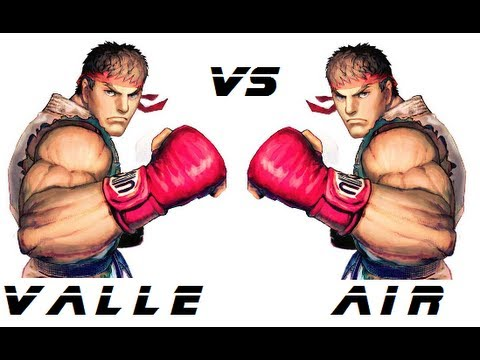 Air [Ryu] vs Alex Valle [Ryu] 3/3 FT10 Casuals 11 - 16 SSF4 Endless Battle - TRUE-HD