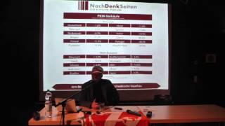 Staat Schwäbische Hausfrau Jens Berger Vortrag 22.05.2013