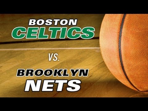 NBA 2K13 - Brooklyn Nets vs Boston Celtics - Kevin Garnett & Paul Pierce Debut for the Nets