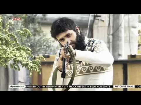 British Jihadis - Two Britons Admit Syria Terror Offences