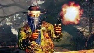 Call of Juarez Gunslinger Official Reveal Trailer (HD)