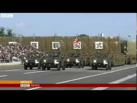 ► Japan announces defence boost
