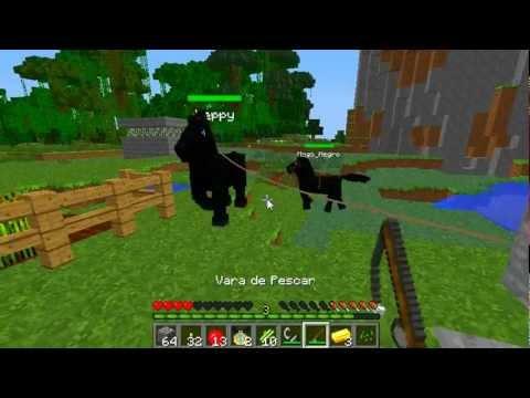 Mo Creatures #4 - Gatos assassinos e cavalos Sombrios ! =P