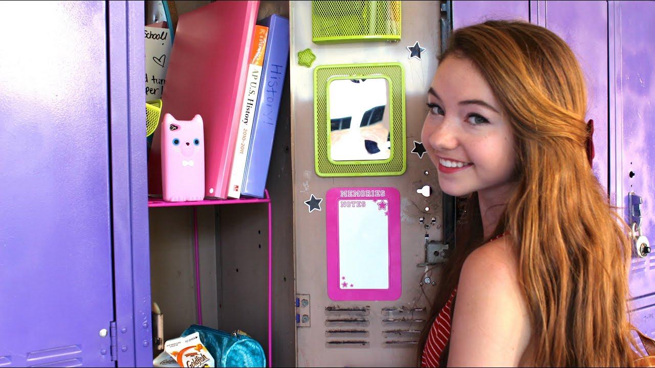 presentation lockers