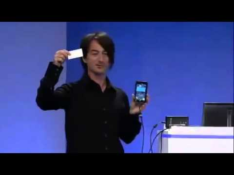 Microsoft Windows Phone 8 Summit Complete Video - Part 4 Features - Demo581