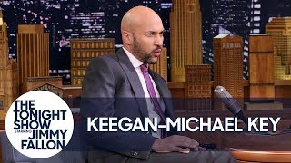 Keegan-Michael Key and Amy Schumer Hide Improvised Bits in Meteor Shower