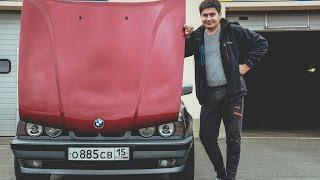 BMW E34 Турбо Волк. Судьба машины после проекта. Жорик Ревазов.
