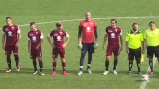 Partita di allenamento Torino-Casale 5-1