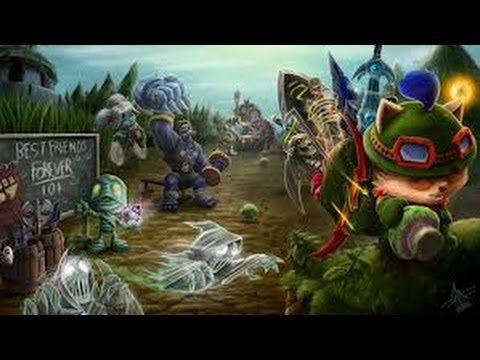 League of Legends-Nami kann squirten(2/2)-HD